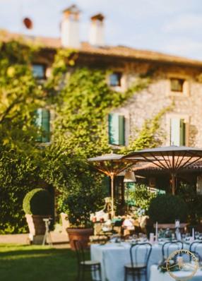 Romantic Wedding in Verona