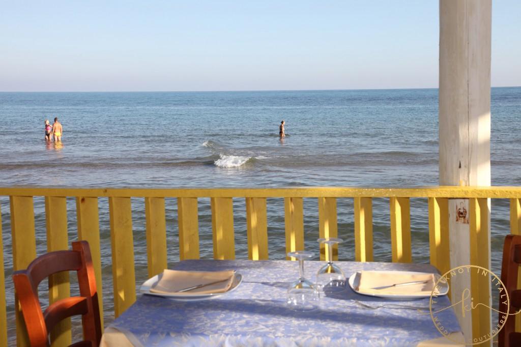 Restaurant da Enzo a Mare