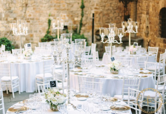 Glam wedding in Florence