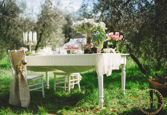 Styled Shooting in Umbria