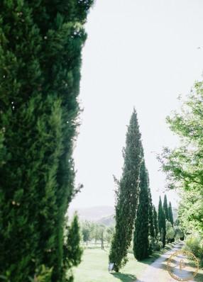 Chic wedding in Montecastello
