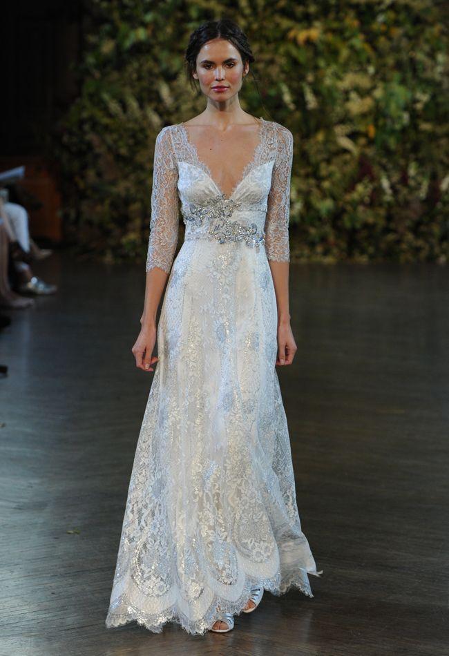 Claire Pettibone Wedding Dresses Fall 2015