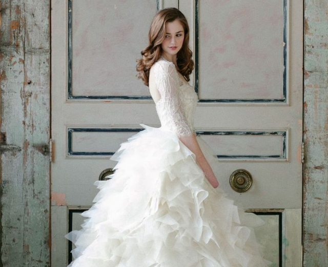 Sareh Nouri Spring 2015 Dress Collection