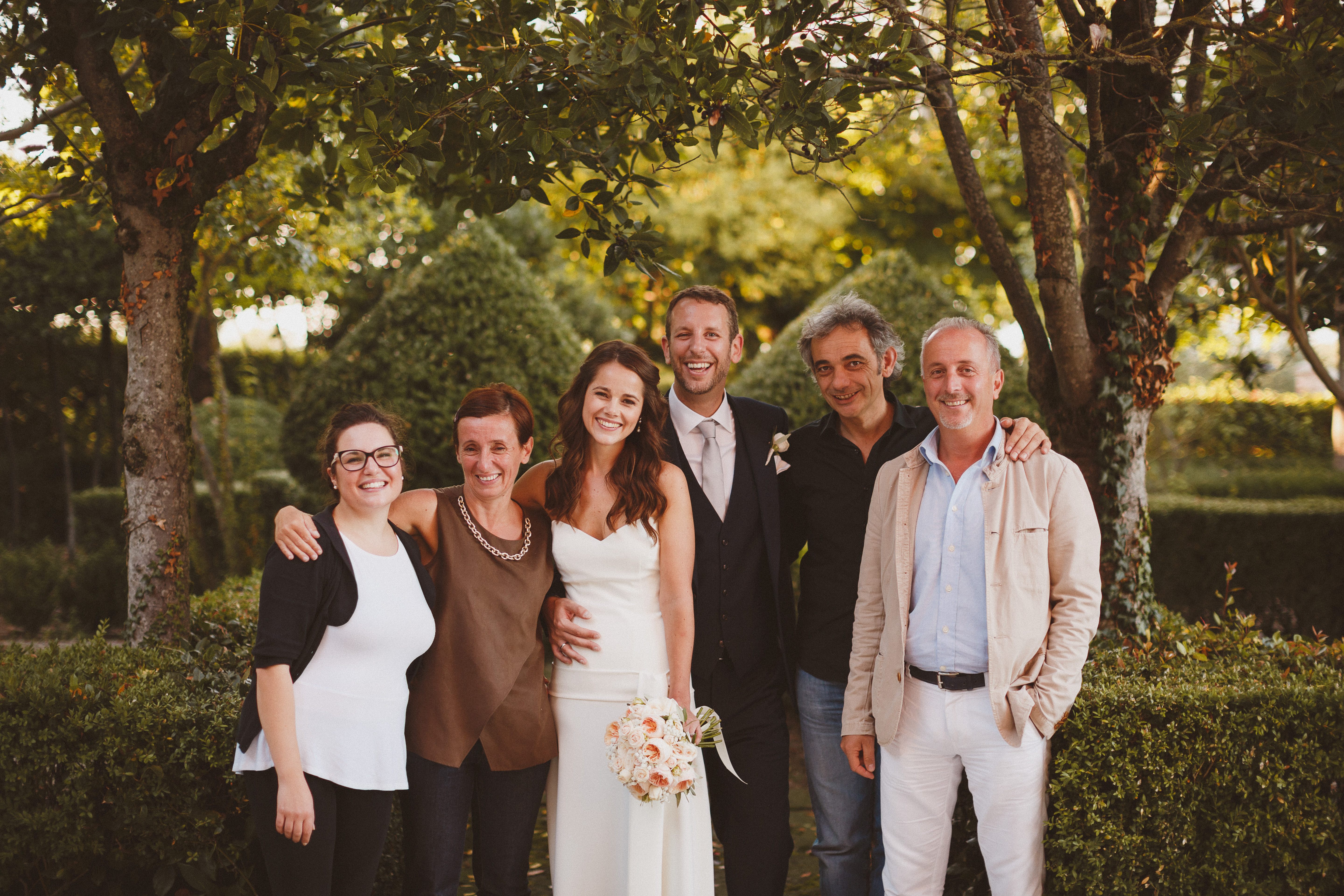 our team for your perfect wedding in Italy