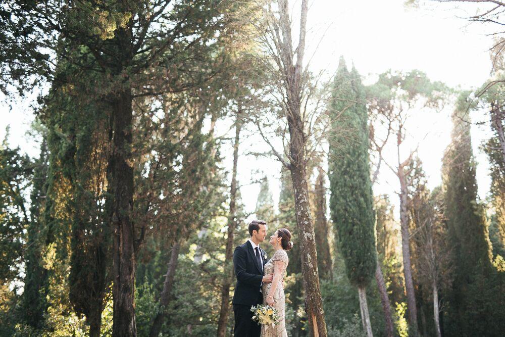 having a wedding in Italy