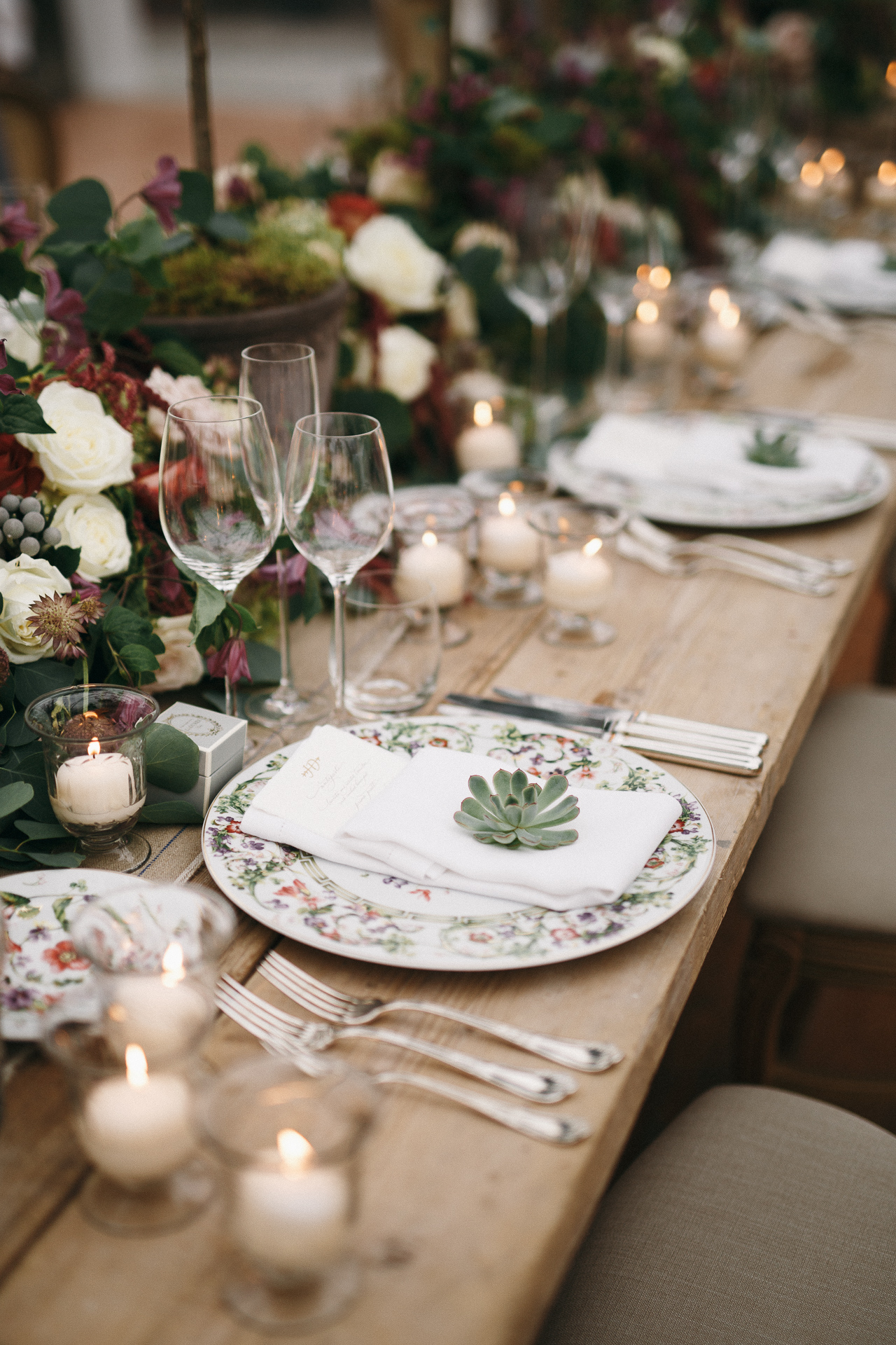 Mise En Place Design mise en place the essence of a perfect wedding - theknotinitaly