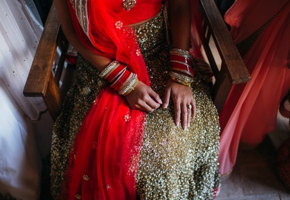 Indian Wedding in Umbria