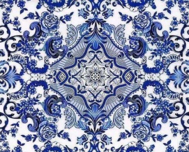 bleublanc tableware for a chic wedding