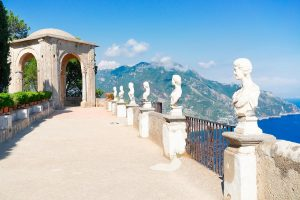 Breathtaking Villa for weddings in Ravello