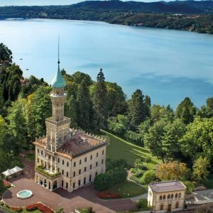 Luxury Hotel & Gourmet Restaurant on the Orta lake