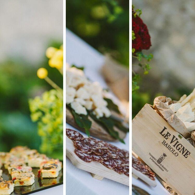 Wedding Buffet Style