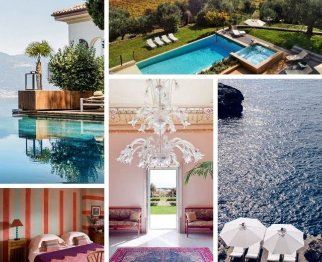 5 Luxury Villas for your romantic wedding in Italy