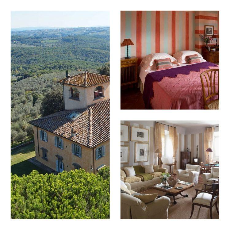 Villa Tavernaccia - Florence