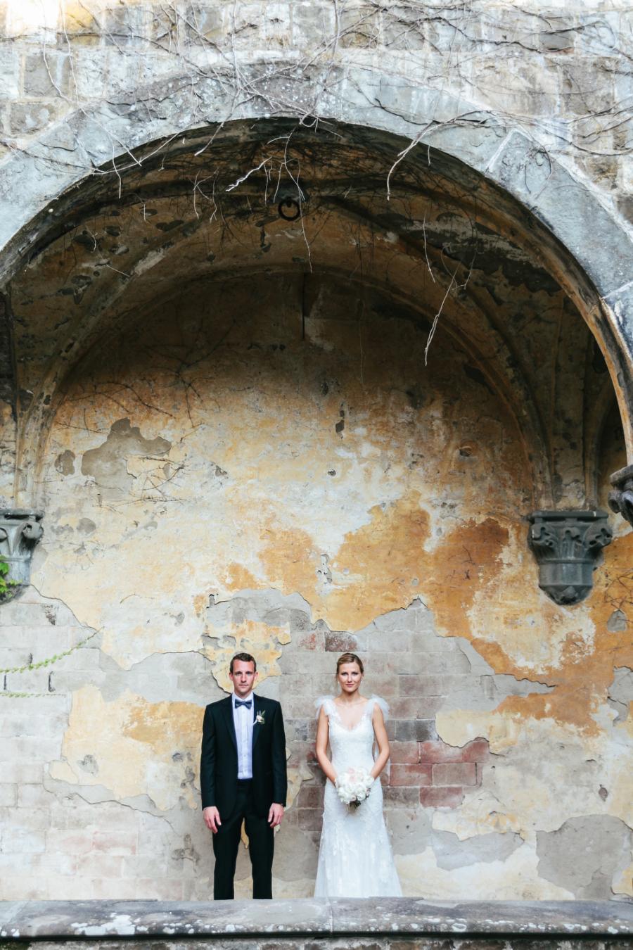 wedding in tuscany