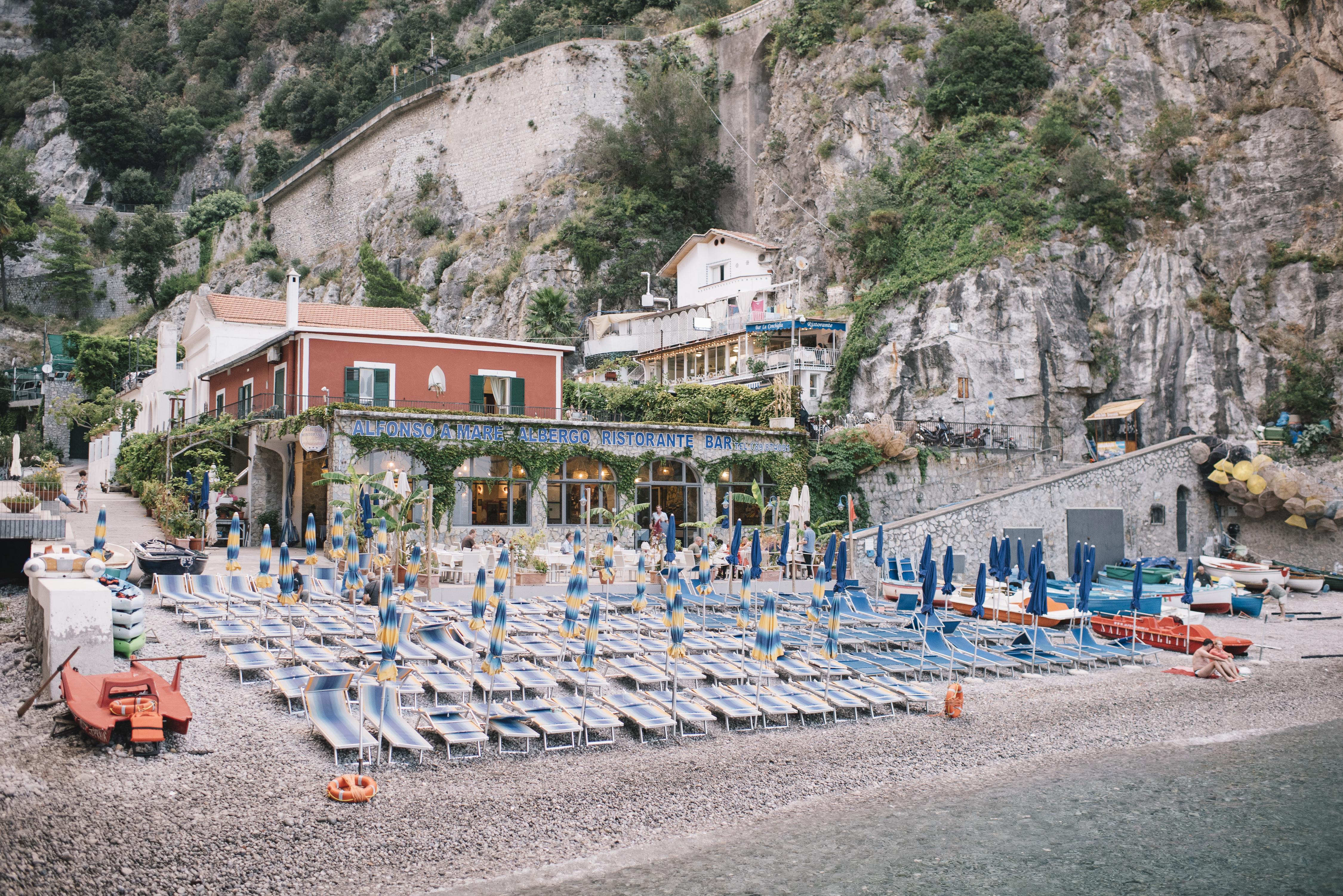 wedding in praiano