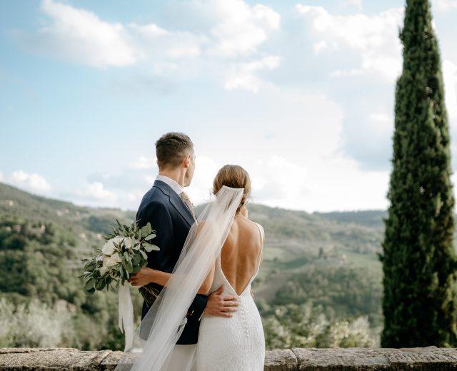 luxory wedding in Tuscany