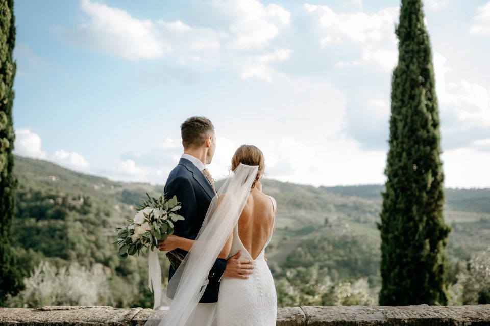 luxory wedding in Tuscany