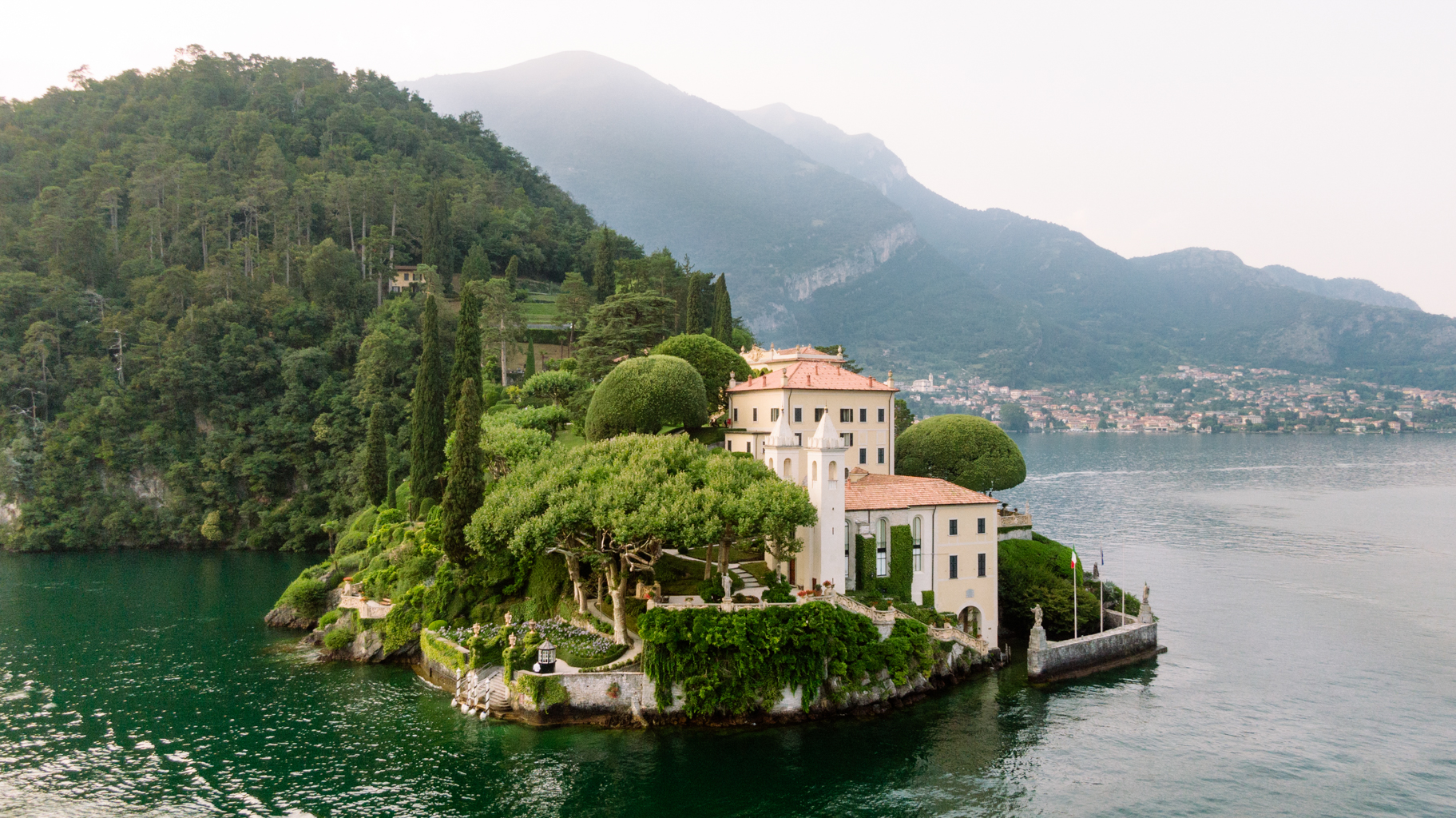 lake como best places to get married in italy