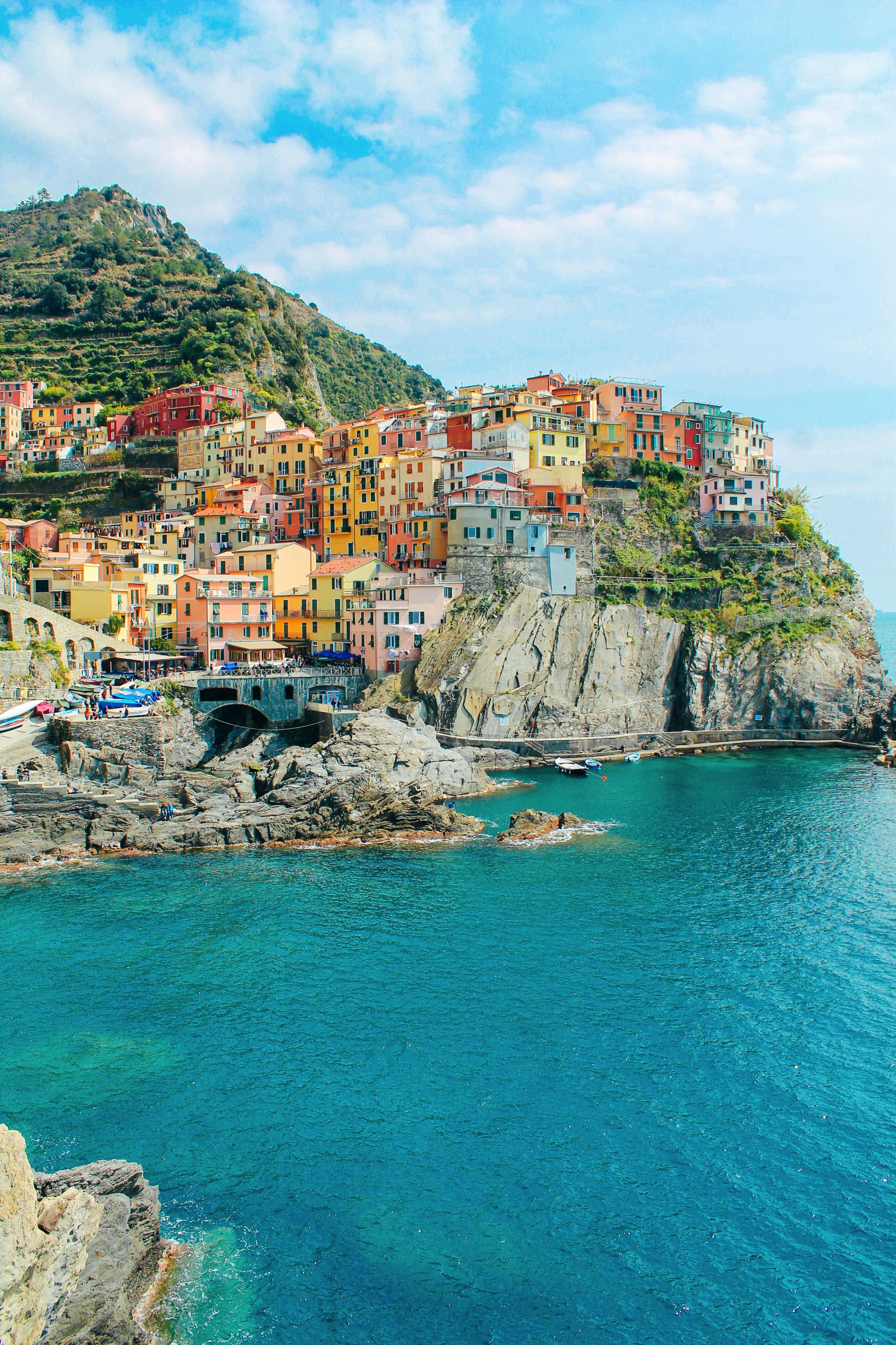 cinque terre best places to get married in Italy