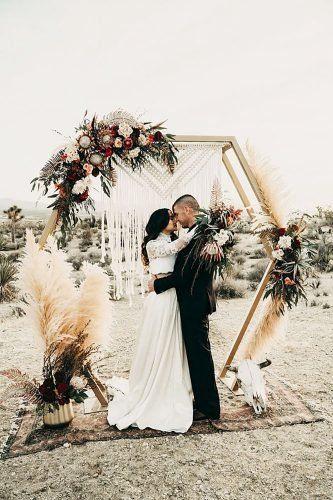 2021 dried flowers wedding