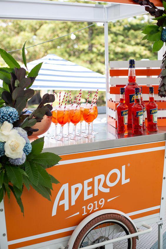 spritz for wedding