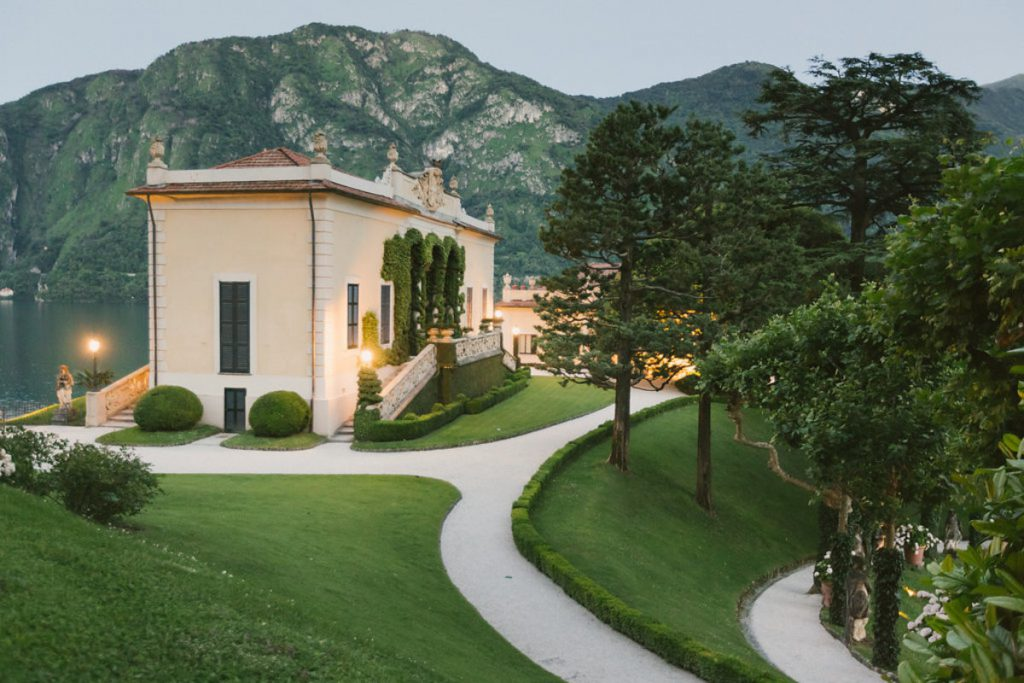 villa del balbianello wedding . destination wedding in como. lake como wedding planning
