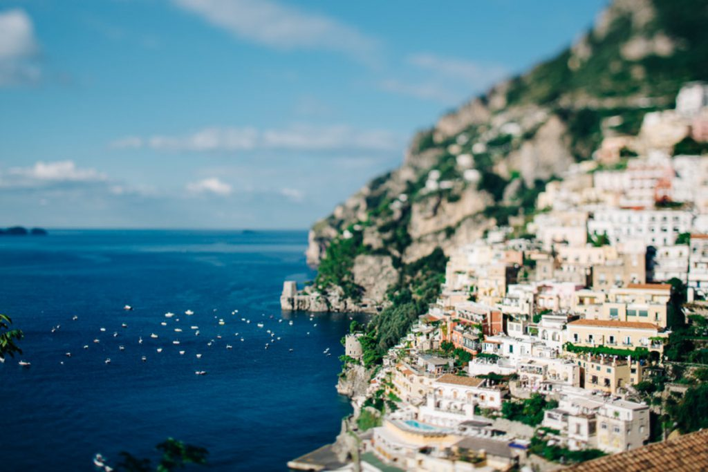 positano. destination wedding in Positano. villa tre ville.