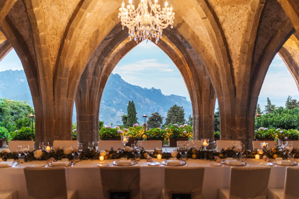Getting married in Villa Cimbrone - Ravello . destination wedding ravello